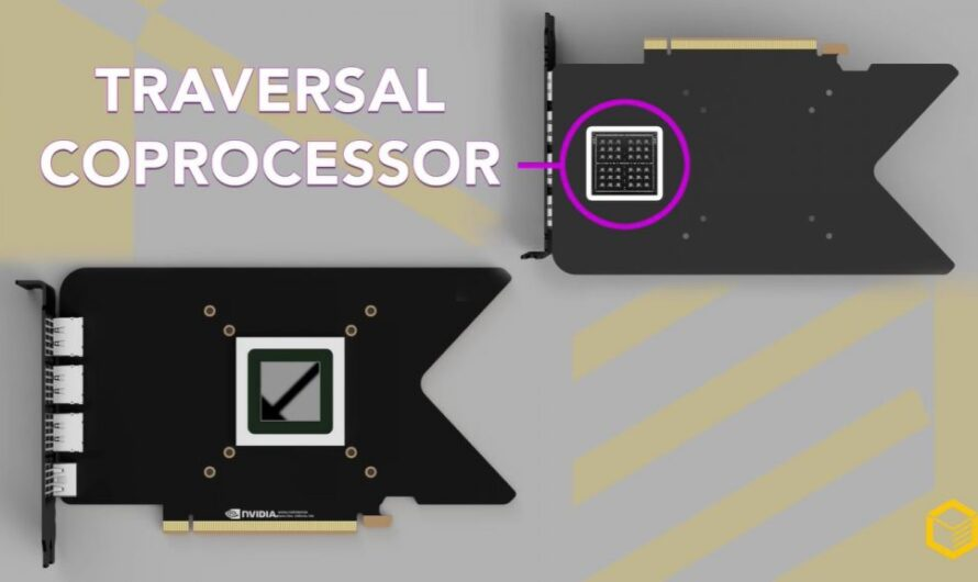 "Nvidia RTX 3000 GPUs could utilise a ray-tracing ""traversal coprocessor"""