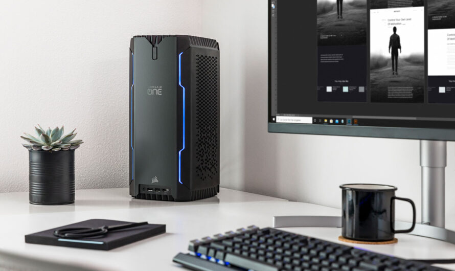 Corsair Announces Corsair ONE a100 Desktop Powered by Ryzen 3000