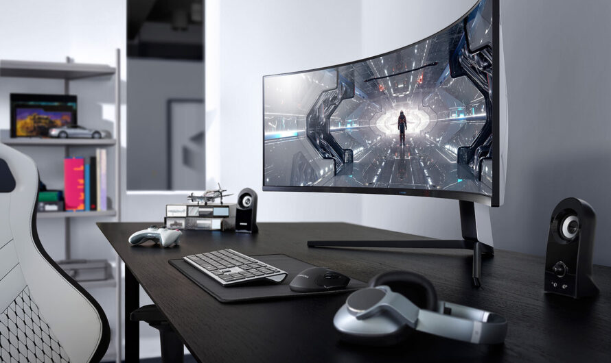 Samsung Releases More Odyssey Gaming Monitors: G9 and G7 Now on Pre-Order