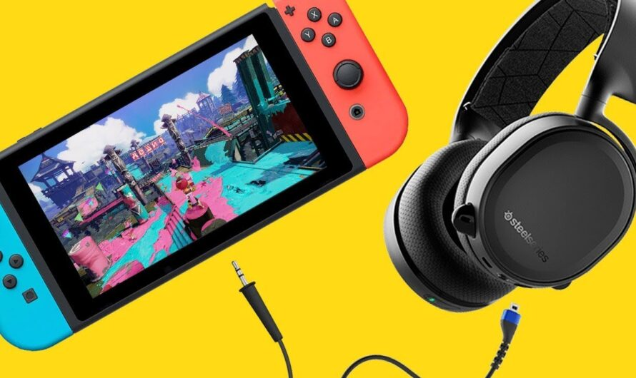 The Best Headsets For Nintendo Switch