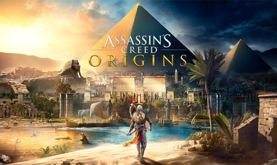 Assassins Creed Origins Free to Play this Weekend!