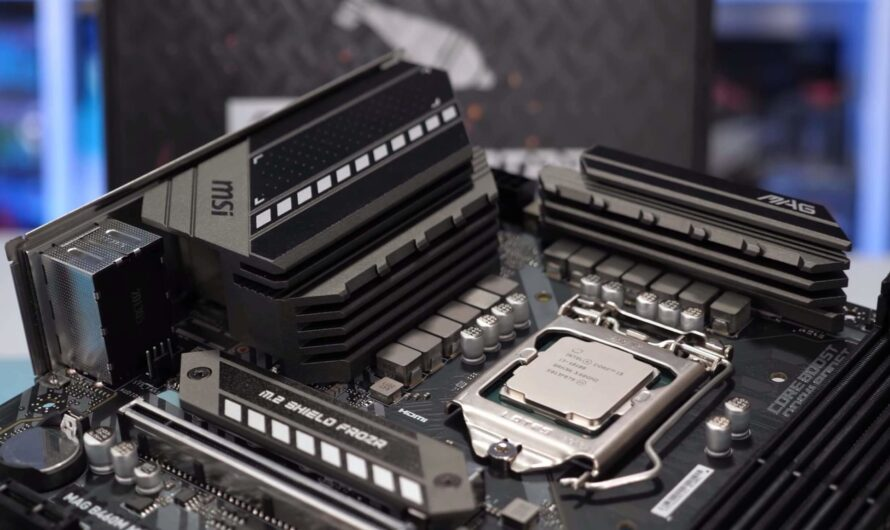 The Best B460 Motherboards