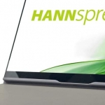 HANNspree reveal two new portable monitors