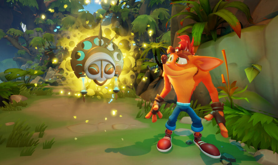 Activision Announces Crash Bandicoot 4: It's About Time