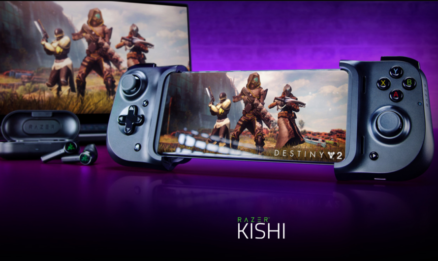The Razer Kishi Universal Gaming Controller (For Android) Review