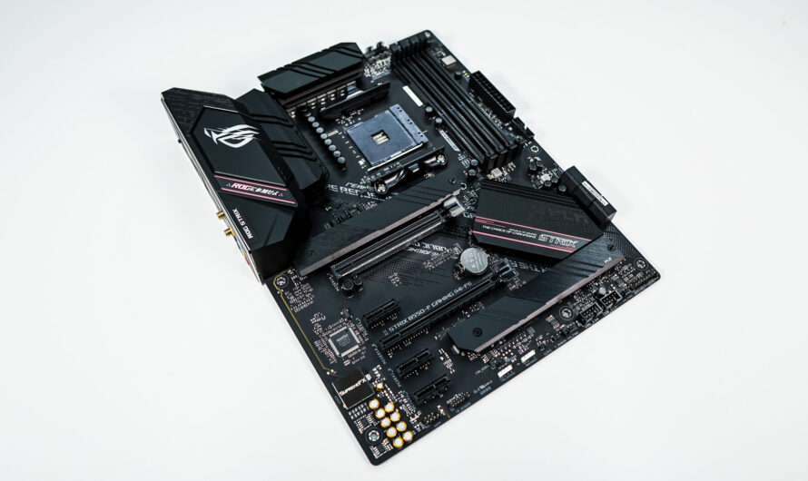 ASUS ROG Strix B550-F Gaming (Wi-Fi) Motherboard Review