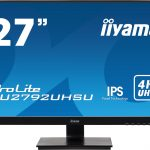 iiyama launches new Prolite XU2792UHSU-B1 4K IPS monitor
