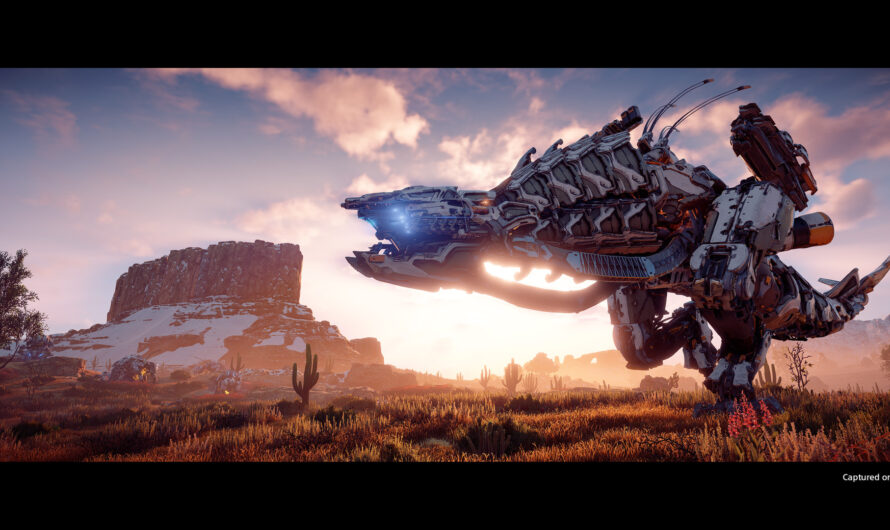 Horizon Zero Dawn Complete Edition for PC revealed, pre-order starts