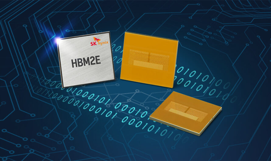 SK Hynix starts HBM2e production volume for premium memory applications