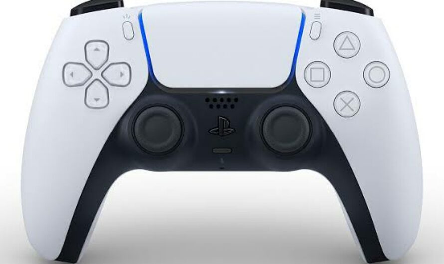 The DualSense PS5 controller looks Bulky in this 'leaked' image