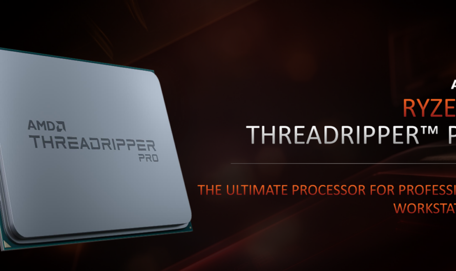 AMD releases Ryzen Threadripper PRO series of workstation CPUs