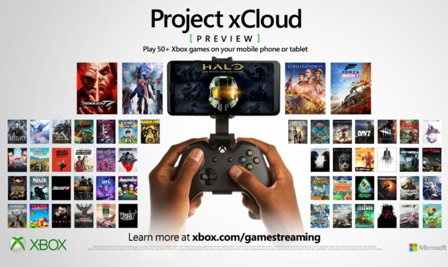 Microsoft to add xCloud game streaming to Xbox Game Pass