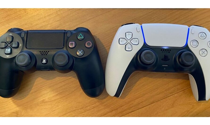 First Impressions of PlayStation 5's DualSense Controller are here by Geoff Keighley