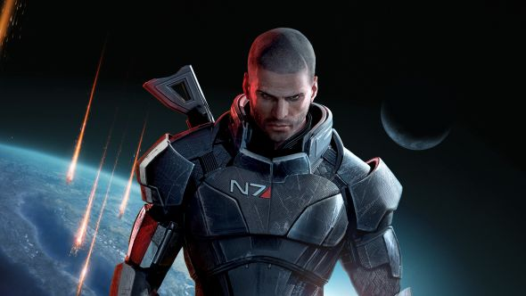 Mass Effect Trilogy remaster pops up again as expanded art book appears online