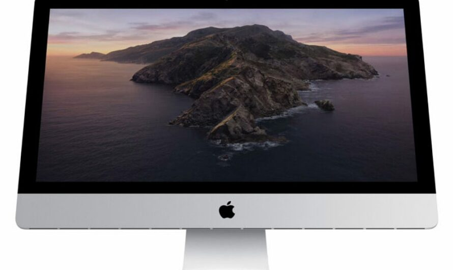 Apple To Launch 10th Gen Intel Chip Based iMac This Week