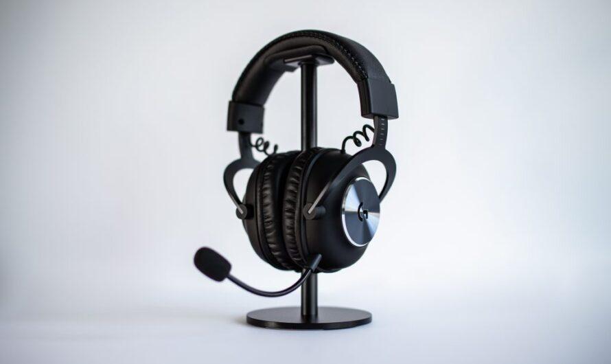 Logitech G launches PRO X Wireless Gaming Headset