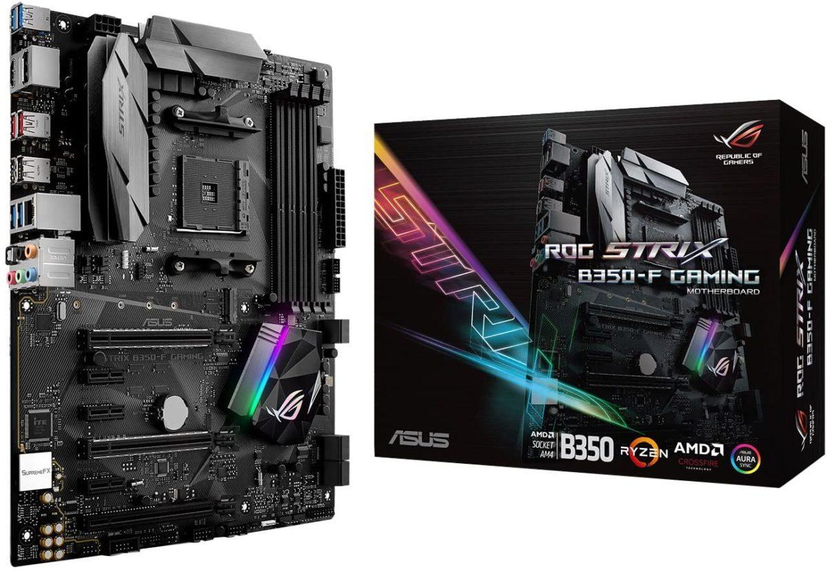 ASUS ROG STRIX B350-F