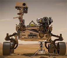 NASA Launches Perseverance Rover With Stowaway Helicopter On 6-Month Trek To Mars