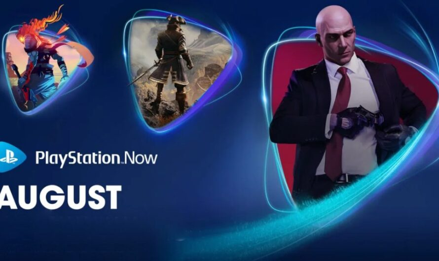Hitman 2 and Dead Cells join PS Now in August