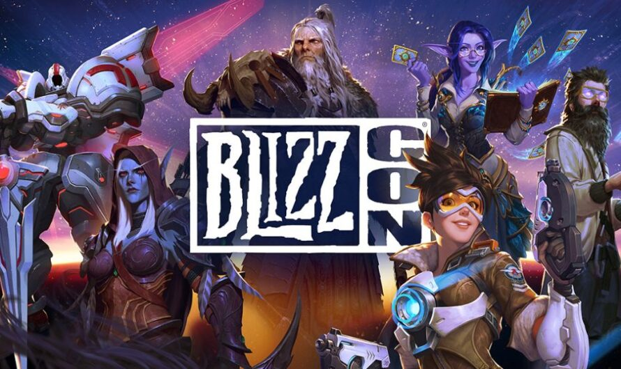 Blizzard will hold a digital Blizzcon in early 2021