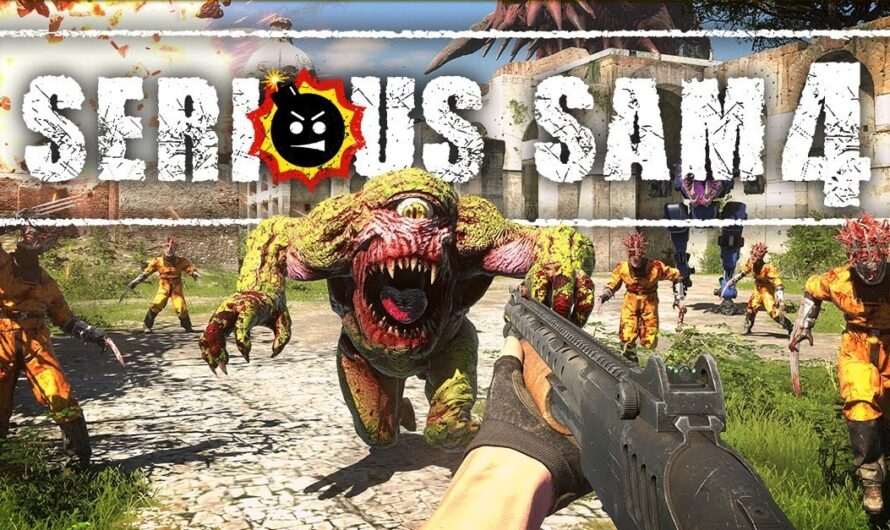 Serious Sam 4 release delayed to September 24