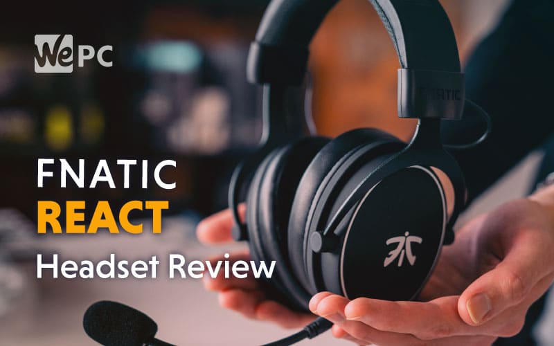 Fnatic React Gaming Headset Review