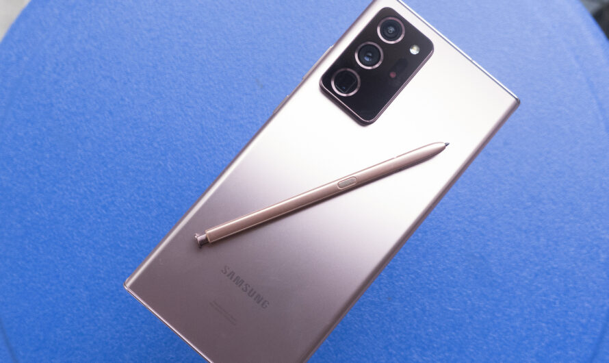 Samsung Galaxy Note 20 Ultra review: A love note to Note lovers
