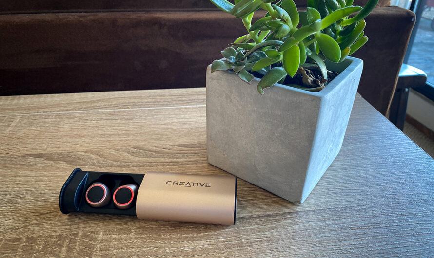 Creative Outlier Gold review: Affordable true wireless earbuds bring the pain