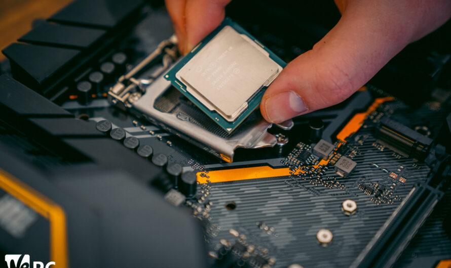 Intel 10th Gen 'Comet Lake' vs 9th Gen 'Coffee Lake'