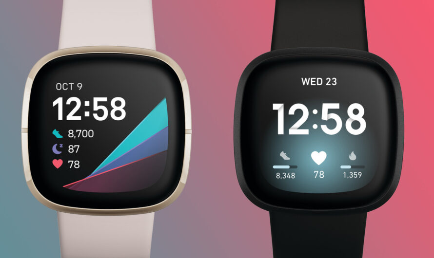 Fitbit Sense vs Versa 3: Small differences make a huge difference