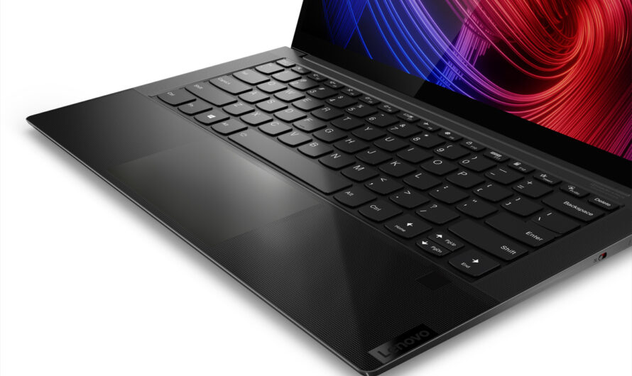 Lenovo's leather-wrapped IdeaPad Slim 9i laptop packs Intel Tiger Lake and Xe inside