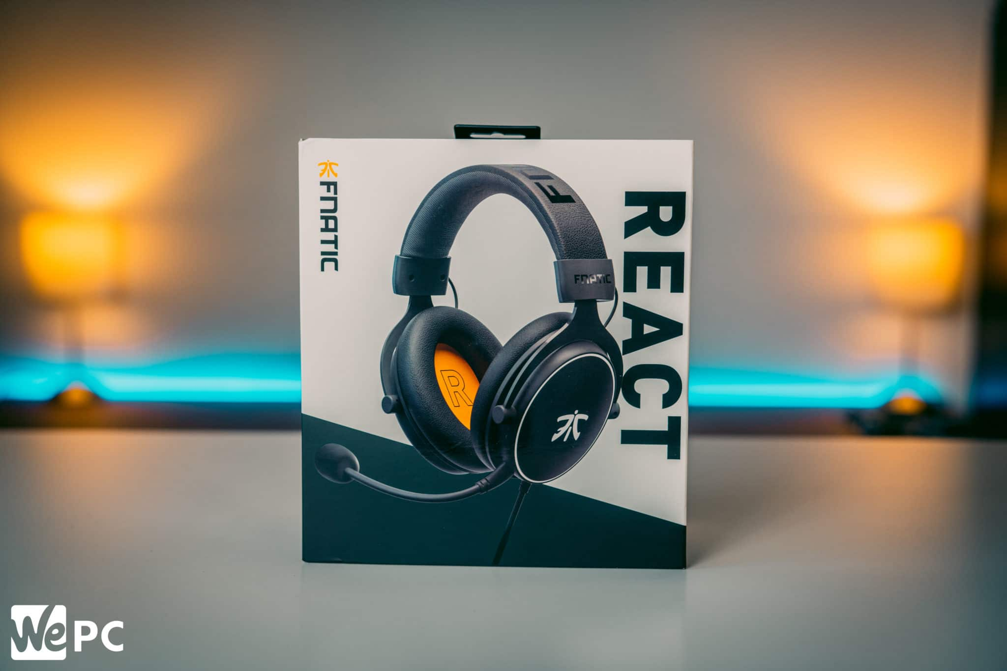 Fnatic React Headset