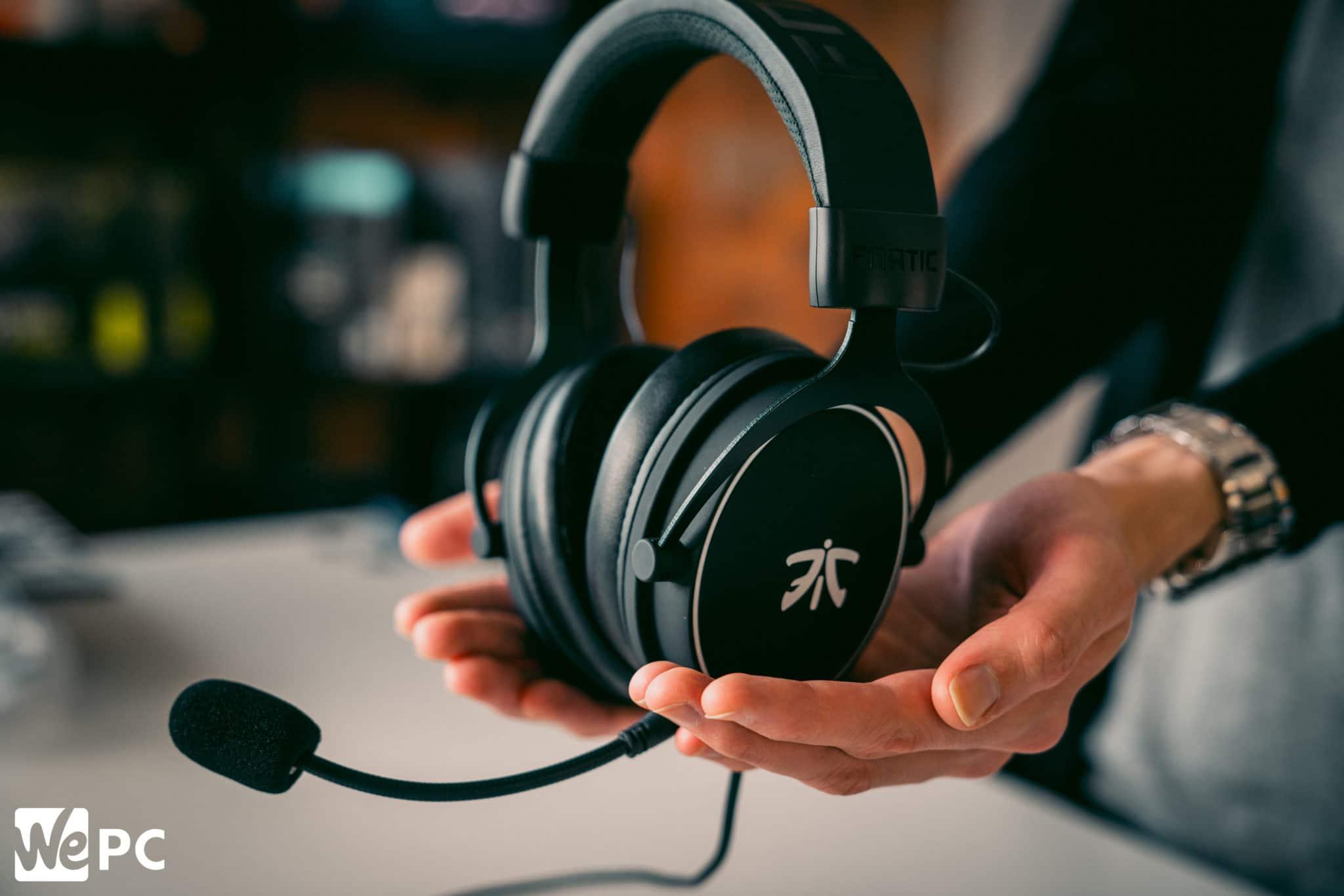 Gaming Headset Fnatic