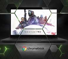 NVIDIA's GeForce NOW Brings Fast-Paced, AAA PC Gaming To Chromebooks