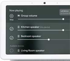Nest Rolls Out Sweet New Multi-Room Audio Controls For Your Streaming Music