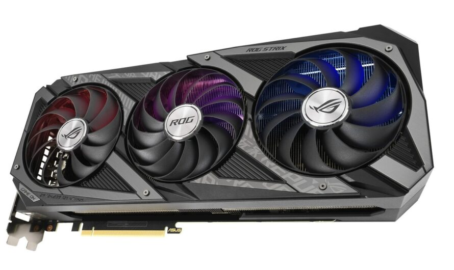 Asus says its ROG Strix RTX 3080 might require a new power supply
