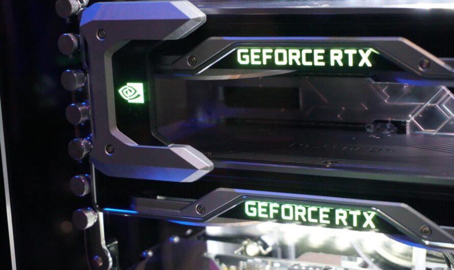 RIP, SLI: Nvidia GeForce RTX 30-series slams the final nail in multi-GPU's coffin