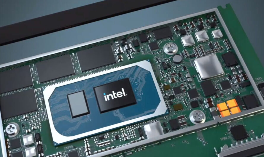 Intel coyly revealed an 8-core Tiger Lake CPU to fight AMD's Ryzen 4000