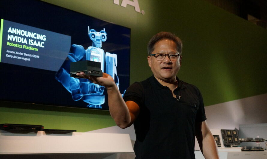 Nvidia wants its GPUs in your Arm-powered smartphone