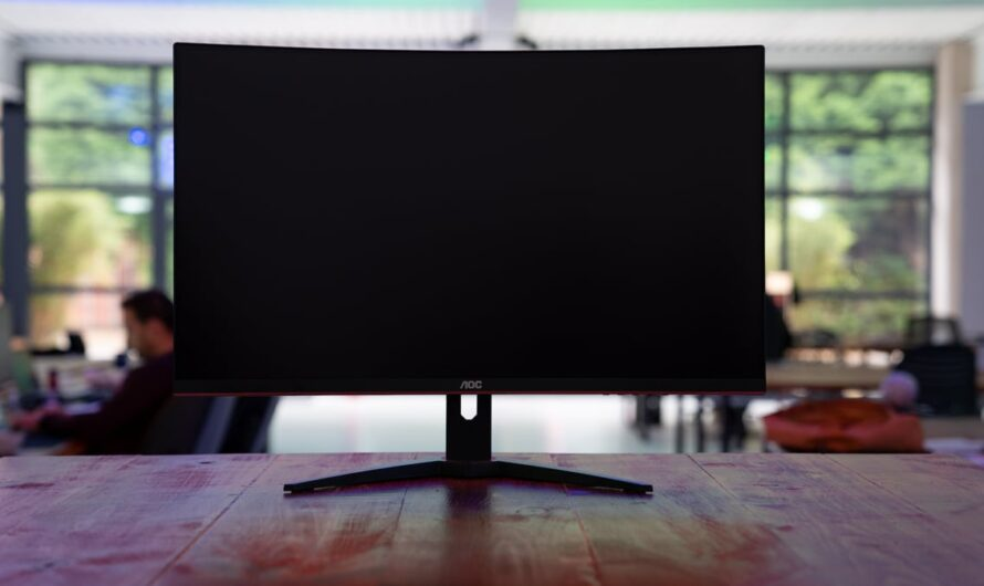 AOC CQ32G1 Monitor Review | An Affordable 31.5″ Curved Gaming Monitor