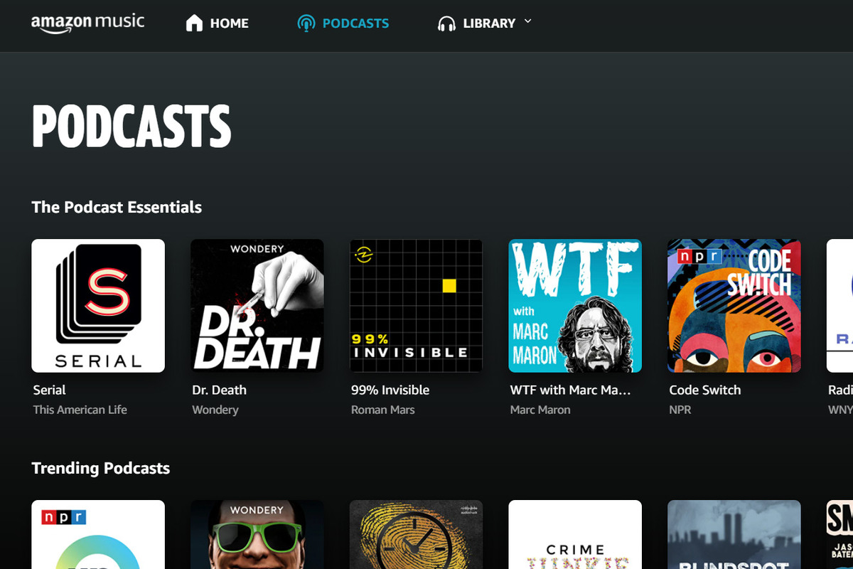 amazon-music-rolls-out-free-podcasts,-taking-on-spotify