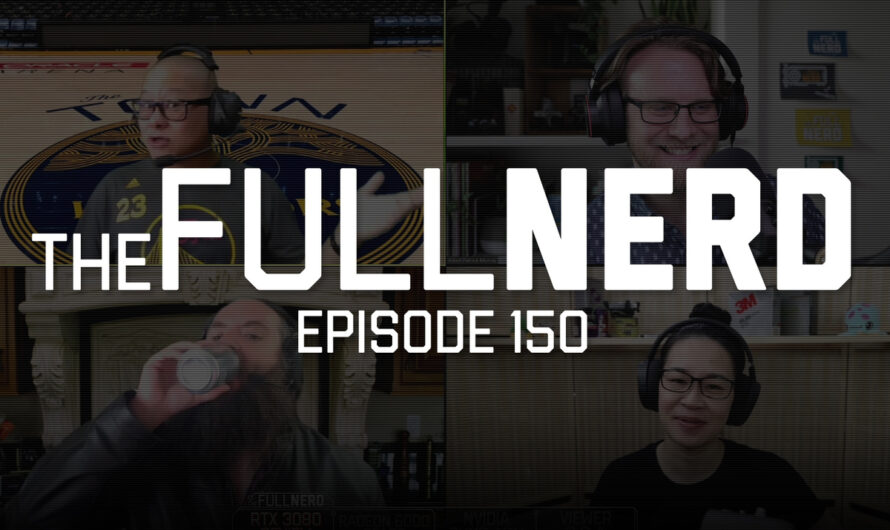 The Full Nerd ep. 150: GeForce RTX 3080 review, Radeon RX 6000 teases