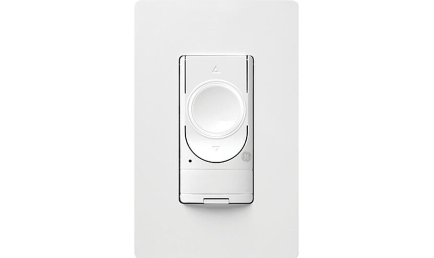 C by GE 4-wire Motion Sensing+Dimmer review: GE stuffs this smart switch full of features