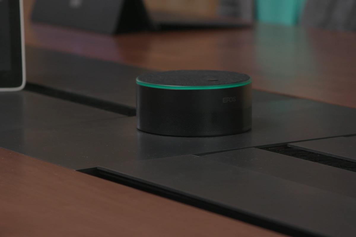 a-microsoft-teams-smart-speaker-moves-cortana-to-the-conference-room