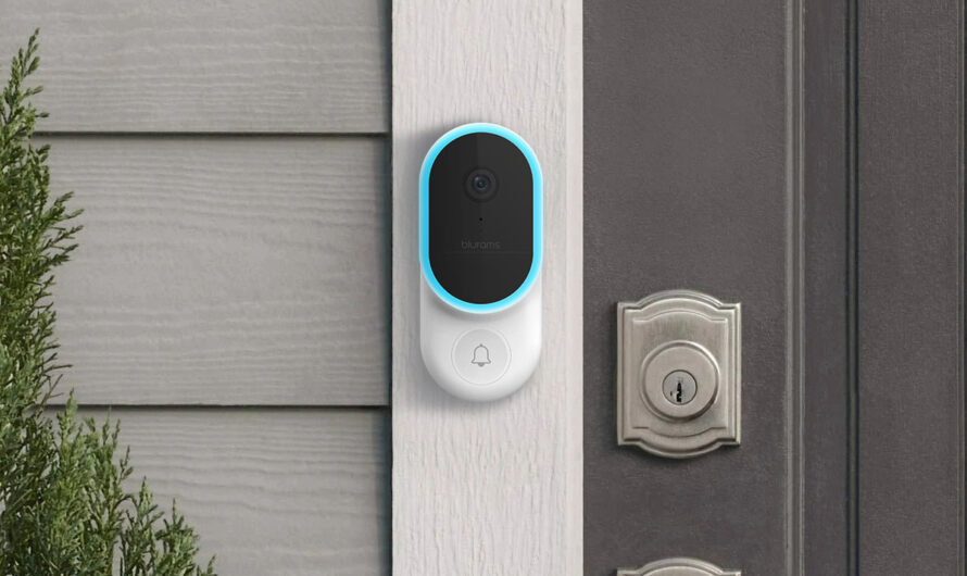 Blurams Smart Doorbell review: High-quality video, free cloud storage, and a low introductory price tag