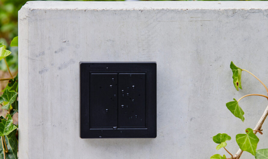 Senic's wireless outdoor switch can control everything from Philips Hue lights to Sonos speakers