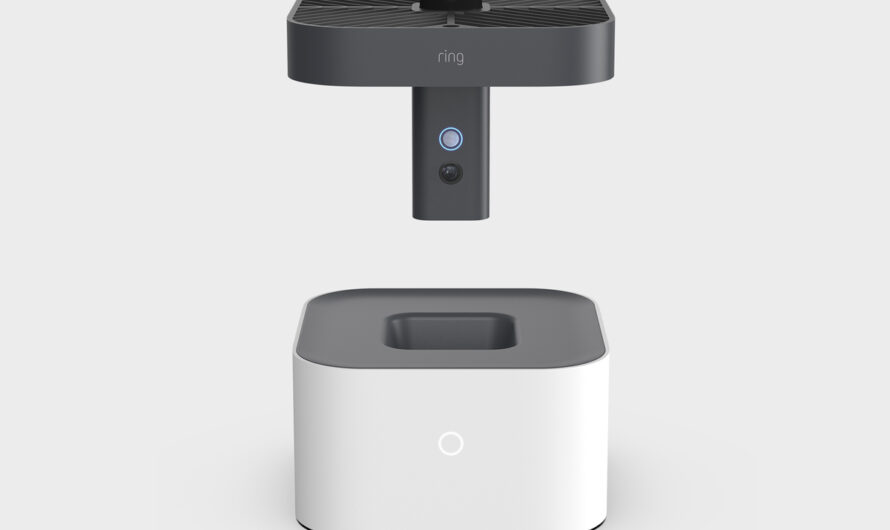 Amazon announces a Ring camera for your car and Ring drone for your home