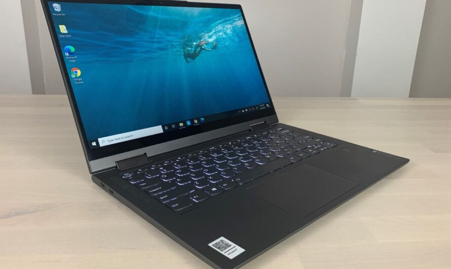 Lenovo Flex 5G review: The first 5G laptop offers crazy battery life, as well as compromises