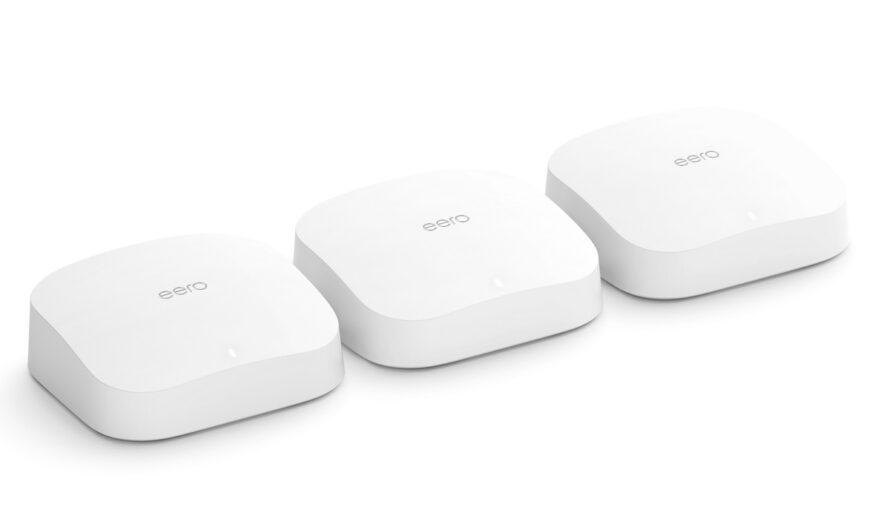 Eero to ship a pair of Wi-Fi 6 mesh routers later this year