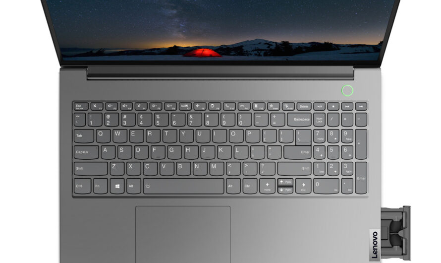 Lenovo ThinkBooks offer Intel or AMD CPUs and a few surprising features